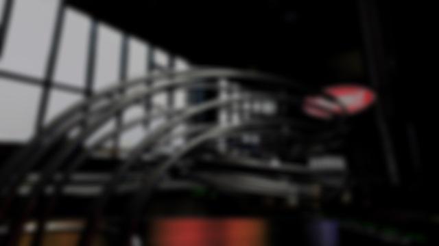Blurred bright pixels